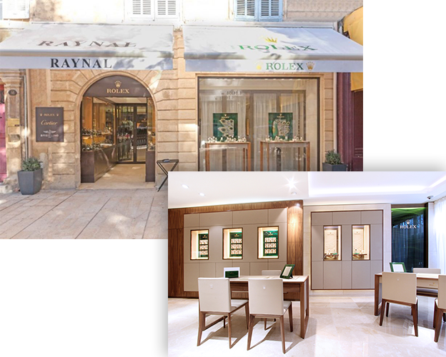 raynal boutique